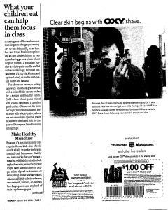 Syracuse Post Standard, August 24, 2008, Page 169