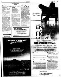 Syracuse Post Standard, August 24, 2008, Page 231