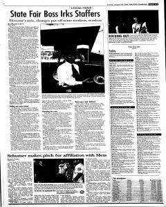 Syracuse Post Standard, August 24, 2008, Page 279