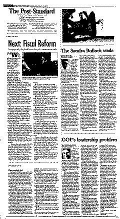 Syracuse Post Standard, March 31, 2010, Page 64
