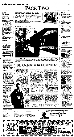 Syracuse Post Standard, March 31, 2010, Page 82