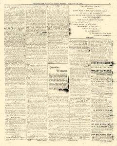 Syracuse Standard, February 29, 1884, Page 5