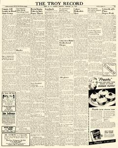 Troy Record, February 19, 1946, Page 13