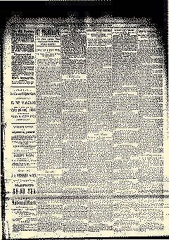 Wellsville Daily Reporter, February 11, 1889, Page 1