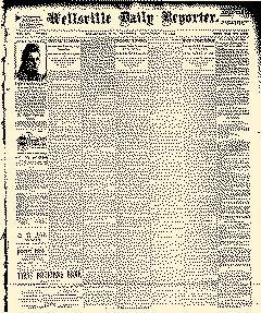 Wellsville Daily Reporter, September 12, 1896, Page 1