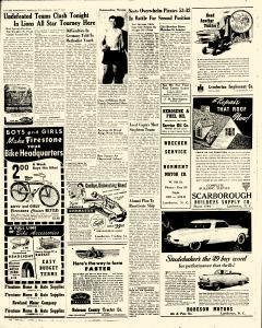 Robesonian, February 23, 1949, Page 6