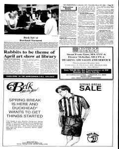 Robesonian, March 30, 1995, Page 3