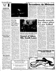 Robesonian, May 31, 2004, Page 3