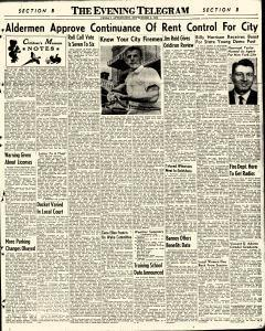Evening Telegram, September 05, 1952, Page 9