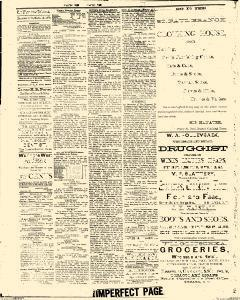 Bismarck Weekly Tribune, March 12, 1878, Page 4