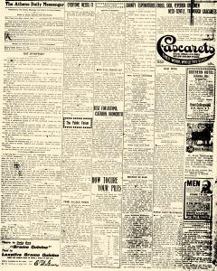 Athens Daily Messenger, January 03, 1912, Page 3