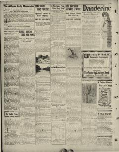 Athens Daily Messenger, January 11, 1912, Page 8