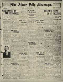 Athens Daily Messenger, January 18, 1912, Page 2