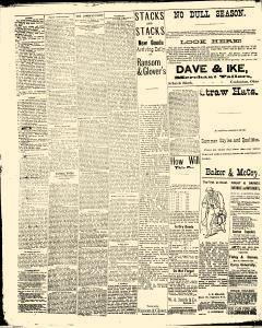 Coshocton Semi Weekly Age, August 17, 1888, Page 4