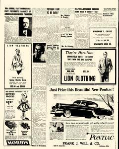 Delphos Daily Herald, February 12, 1954, Page 3