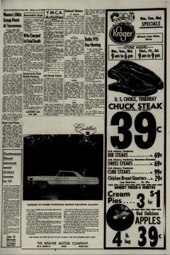 Dover Daily Reporter, January 13, 1964, p. 8
