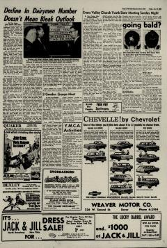 Dover Daily Reporter, January 24, 1964, Page 3