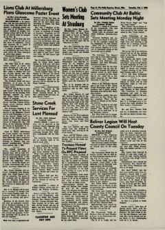 Dover Daily Reporter, February 01, 1964, Page 11