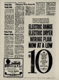 Dover Daily Reporter, February 22, 1964, Page 6