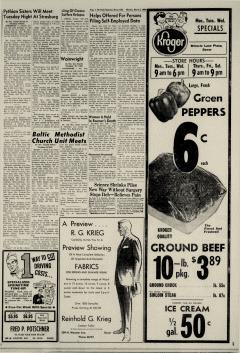 Dover Daily Reporter, March 02, 1964, Page 7