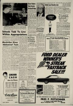 Dover Daily Reporter, March 03, 1964, Page 7