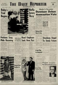 Dover Daily Reporter, March 04, 1964, Page 1