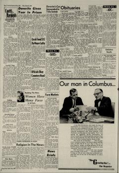 Dover Daily Reporter, March 27, 1964, Page 2