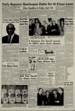 Dover Daily Reporter, April 09, 1964, Page 13