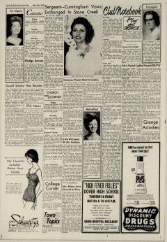 Dover Daily Reporter, May 01, 1964, Page 8