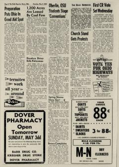 Dover Daily Reporter, May 02, 1964, Page 2