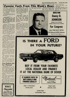 Dover Daily Reporter, May 02, 1964, p. 3