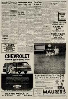 Dover Daily Reporter, May 15, 1964, Page 7
