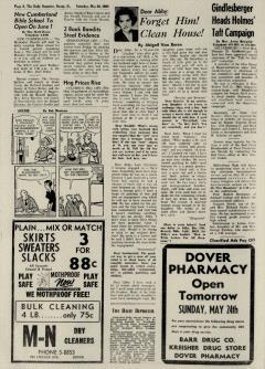 Dover Daily Reporter, May 23, 1964, Page 2