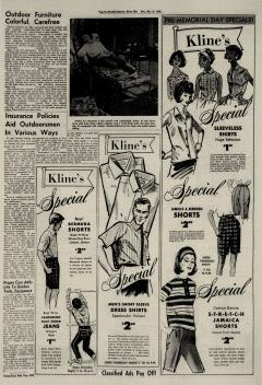 Dover Daily Reporter, May 27, 1964, Page 15