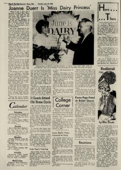 Dover Daily Reporter, June 13, 1964, Page 8