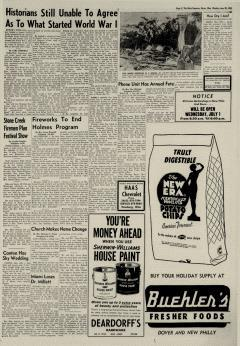 Dover Daily Reporter, June 29, 1964, Page 5