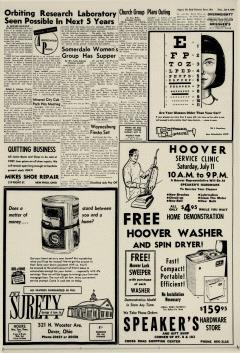 Dover Daily Reporter, July 09, 1964, p. 5