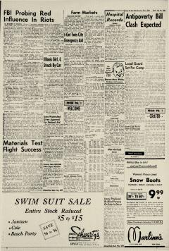 Dover Daily Reporter, July 22, 1964, Page 13
