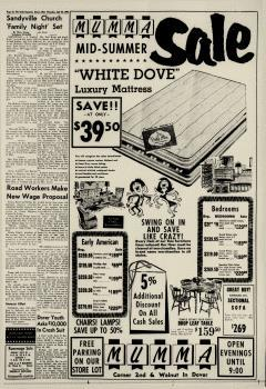 Dover Daily Reporter, July 30, 1964, Page 15