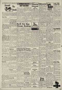 Dover Daily Reporter, August 03, 1964, Page 2