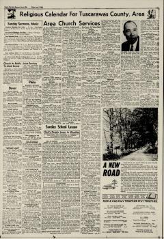 Dover Daily Reporter, August 07, 1964, Page 6