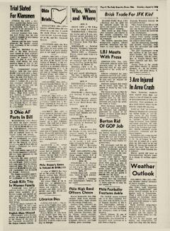 Dover Daily Reporter, August 08, 1964, Page 9