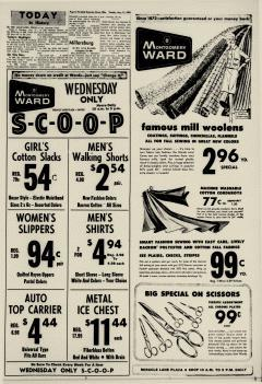 Dover Daily Reporter, August 11, 1964, p. 3