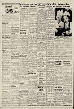 Dover Daily Reporter, August 20, 1964, p. 6