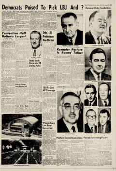 Dover Daily Reporter, August 21, 1964, p. 5