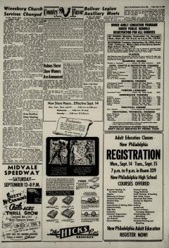Dover Daily Reporter, September 11, 1964, Page 5