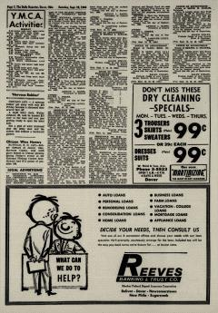 Dover Daily Reporter, September 19, 1964, Page 7
