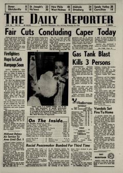 Dover Daily Reporter, September 26, 1964, Page 1