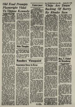 Dover Daily Reporter, October 03, 1964, Page 7