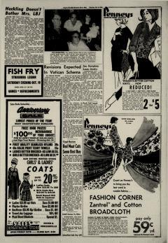 Dover Daily Reporter, October 08, 1964, Page 3